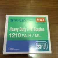 Isi Staples Max 1210 Heavy Duty Atk Murah
