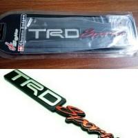 Emblem TRD Sportivo logo TRD