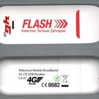 Modem 4G LTE CX01 Telkomsel Flash 300Mbps