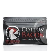 Jual Kapas Organik / Organic Cotton Bacon version 2.0 by Wick 'N' Vape Murah