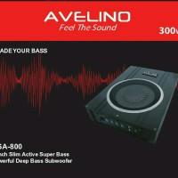 harga Avelino Asa-800 Slim Aktif Subwoofer Super Bass Tokopedia.com