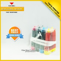 Jual Infus Kit Vision  Tinta Printer Canon Complete 100 ml Murah