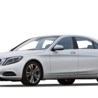 Welly Diecast 1:24 Mercedes Benz S Class (#24051)