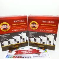 Koh I Noor Gioconda White Coal (isi 4)