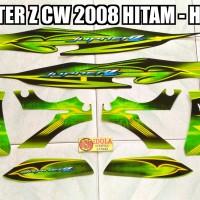 harga Striping Jupiter Z Cw 2008 Hitam - Hijau Tokopedia.com