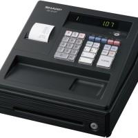 Cash Register Sharp XE-A107 Black 107 207 217 XE-A207 XE-A217