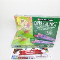 Sakura Cray Pas Expressionist 12 colours