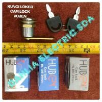 KUNCI LOKER / CAM LOCK HUBEN
