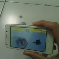 Advan Vandroid S4F RAM 1 GB Quad Core Dual Kamera 5/5mp bisa Boboiboy