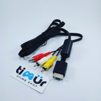 Kabel Cable AV Playstation PS2 PS3 TW