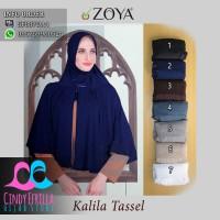 harga ZOYA Kalila Tassel | Bergo | Jilbab Instan | Hijab Syar'i | Kerudung Tokopedia.com