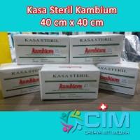 Kasa Steril Kambium 40 cm x 40 cm