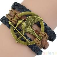 Jual [289] Hunger Game Multi Layer Bracelet - Gelang Import Murah Murah