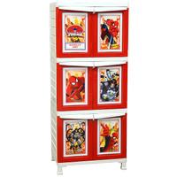 harga Napolly Lemari Plastik 6 Pintu Karakter Spiderman BCBC 163 SPGC Tokopedia.com