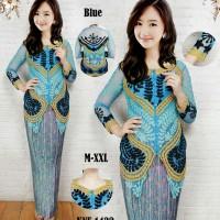 harga Baju Kebaya Modern Busana Wanita Gaun Pesta Dress Muslim Kaftan Grosir Tokopedia.com