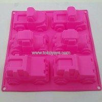 SILICONE BAKING TRUCK