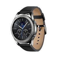 harga Samsung Gear S3 Classic with Black Leather Strap BNIB [Smartwatch] Tokopedia.com