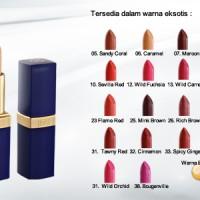 Inez Lipstick Lipstik Lokal