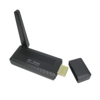 Lapara Miracast Wifi Display Dongle - LA-WIHD-01 - Black