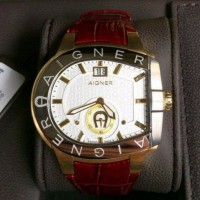 Jam Tangan Pria / Jam Tangan AIGNER A15117 Swiss Made Original