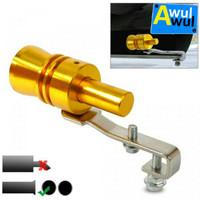 Whistle Turbo Fake Sound mobil Ukuran L (2.0-2.4) | Peluit suara turbo