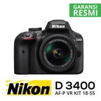 NIKON D3400 KIT AF-P 18-55MM VR