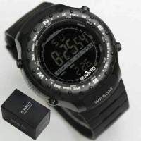 Jam tangan pria digital Suunto X-Lander black Sunto XLander