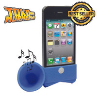 Harga portable amplifier silicone horn stand speaker for iphone 4 4s | antitipu.com