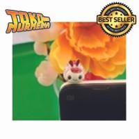 Bettle Earphone Jack Plug Accessories - Multi-Color