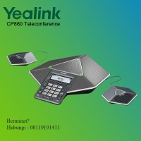Teleconference Yealink CP860