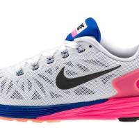 NIKE Running Lunarglide 6 - Sepatu Olahraga Murah Original