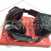 PROMO Head Phone Roker R9 Monster Extra BASS Headset / Ear Phone / E