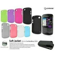 CAPDASE SoftJacket XPose Blackberry Q10 Original