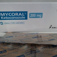 Mycoral (ketoconazole) 200 mg isi 10 tablet