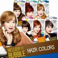 Miss Essence Hello Bubble Hair Color / Pewarna Rambut Original KOREA