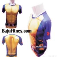 Jual Baju Kaos Pria Gym Mma Fitnes - The Wolverine Murah