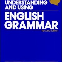Understanding and using English grammar/Betty Schrampfer Azar 2nd Ed