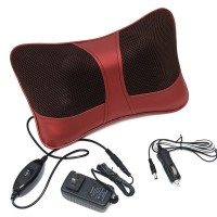 Jual Car Home Furnishing Massage Pillow (Bantal Pijat) neck massager Murah