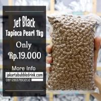 Tapioca Pearl 1kg - Jakarta Bubble Drink Termurah