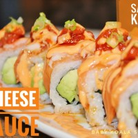 Chees Sauce | Saos Keju Topping Sushi 1 Kg