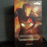 Iron Man Mark XLII 42 Play Imaginative 1/4 Super Alloy NOT Hot Toys HT