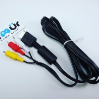 Kabel Cable AV Playstation PS2 PS3 Original