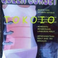harga Queen Gurita Rekat Ibu 3band Korset setelah melahirkan Tokopedia.com