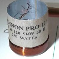 """SPUL SPEAKER Cannon Pro 12"""" 250W 30H120-srw-38b"""