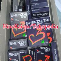 Jual Shen Zhi Bao Kapsul Herbal Kesehatan Stamina Murah