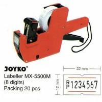 Harga alat label harga price labeller 5500m joyko | antitipu.com
