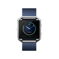 FITBIT Blaze Blue (S,L) | Smartwatch Jam Pintar