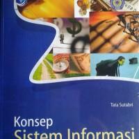 Buku Konsep Sistem Informasi