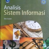 Buku Analisis Sistem Informasi