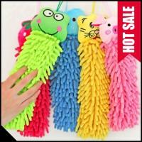 Hand Towel Microfiber (Lap Pembersih Tangan)